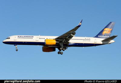 Pierre GILLARD: Icelandair &emdash; 2014-402640
