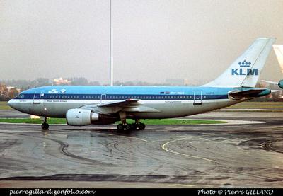 Pierre GILLARD: KLM &emdash; 005752