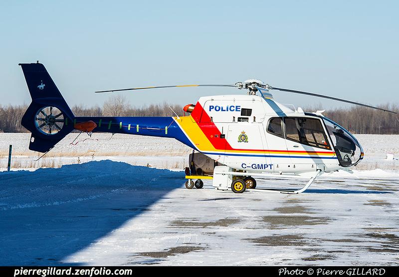 Pierre GILLARD: Canada - GRC - RCMP &emdash; 2016-415433