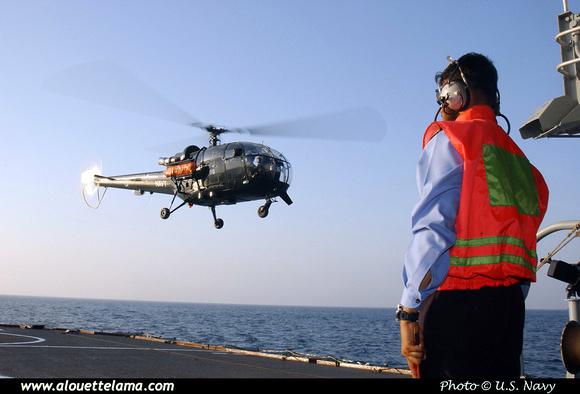 Pierre GILLARD: Pakistan - Navy &emdash; 005840