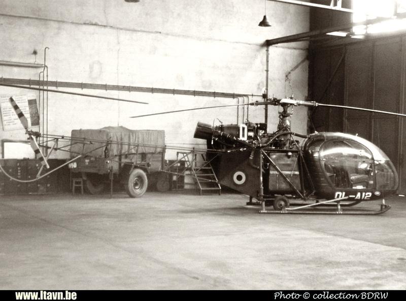 Pierre GILLARD: Aéronefs : Alouette II Artouste &emdash; A12-008400