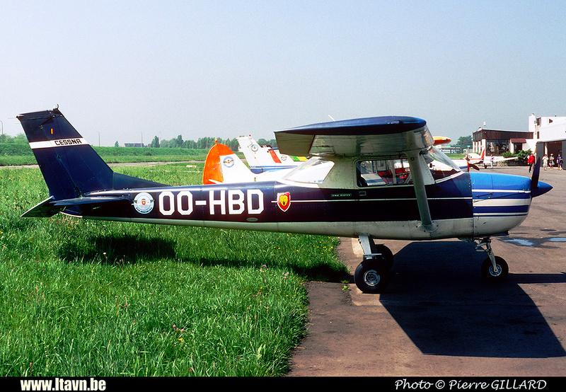 Pierre GILLARD: Aéroclub - Vliegclub &emdash; HBD-020267