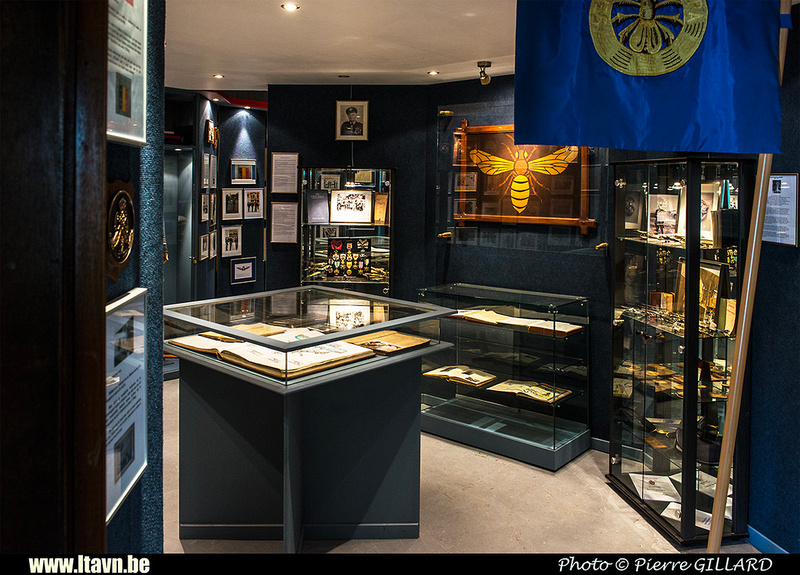 Pierre GILLARD: Musées : Section LtAvn du Musée et du Centre Historique du 1er Wing &emdash; 2017-611728