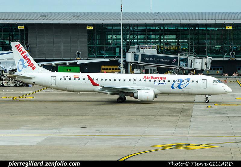 Pierre GILLARD: Air Europa &emdash; 2017-702979
