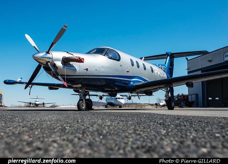 Pierre GILLARD: Pascan Aviation &emdash; 2017-610670