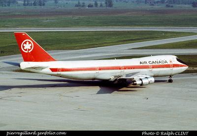 Pierre GILLARD: Air Canada &emdash; 005764