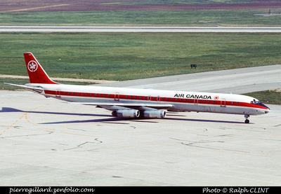 Pierre GILLARD: Air Canada &emdash; 005561