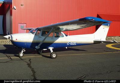 Pierre GILLARD: Cessna 172 C-GUZC &emdash; 2013-PR1040166