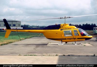 Pierre GILLARD: Canada - Frontier Helicopters &emdash; 005799