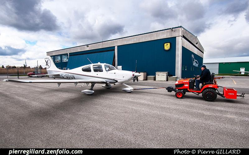 Pierre GILLARD: Canada - Aeroteknic &emdash; 2017-322601