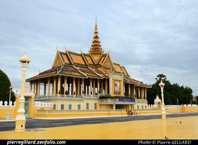 Pierre GILLARD: Phnom Penh - Palais Royal &emdash; 2014-501389