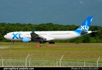 Pierre GILLARD: XL Airways France &emdash; 2015-409399