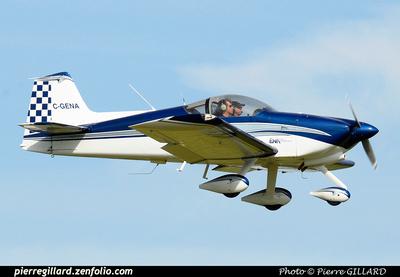 Pierre GILLARD: Van's RV-6A C-GENA &emdash; 2015-410705