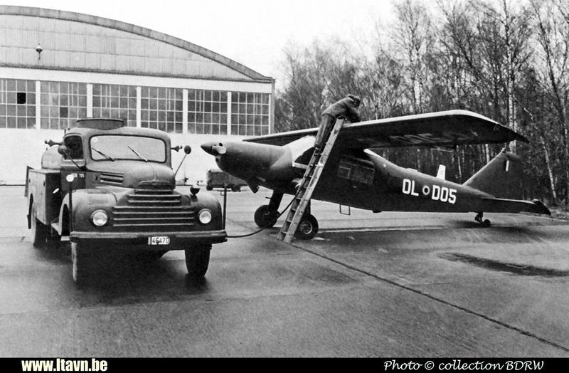 Pierre GILLARD: Aéronefs : Dornier Do27 &emdash; D05-008398
