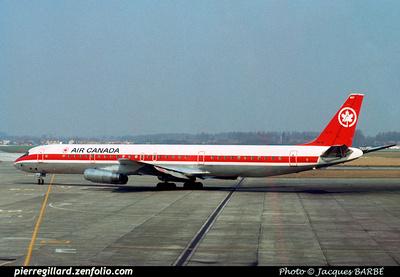 Pierre GILLARD: Air Canada &emdash; 005953