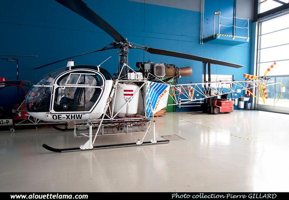 Pierre GILLARD: Austria - Wucher Helicopter &emdash; 2012-217682