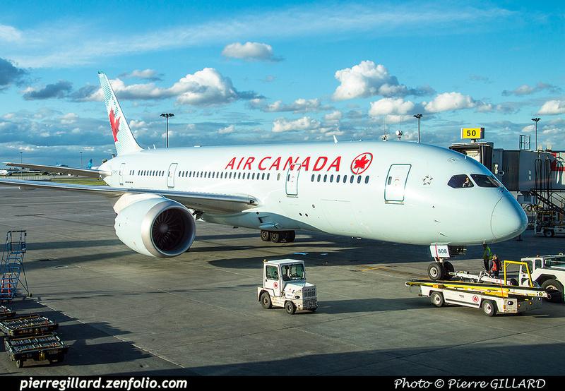 Pierre GILLARD: Air Canada &emdash; 2017-519779