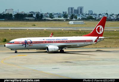 Pierre GILLARD: Malaysia Airlines &emdash; 2015-507604