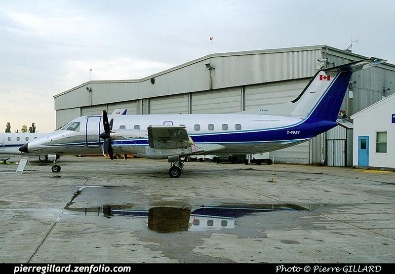 Pierre GILLARD: 2000-10-14 - Portes ouvertes chez Pratt & Whitney Canada à Saint-Hubert &emdash; 2000-048-3-25A