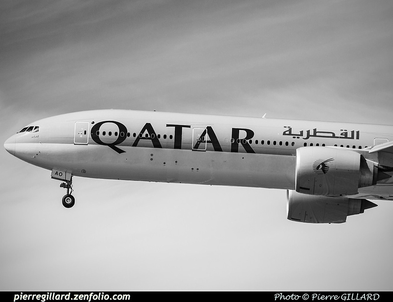 Pierre GILLARD: Qatar Airways - القطرية &emdash; 2016-415647