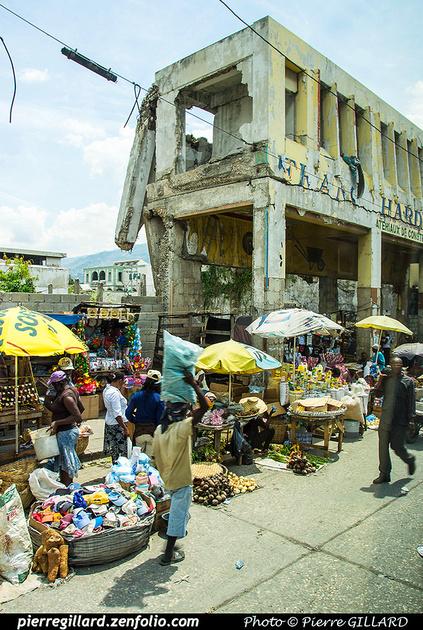 Pierre GILLARD: Port-au-Prince (et environs) &emdash; 2017-519634