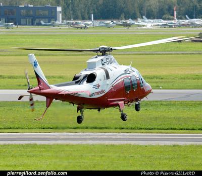 Pierre GILLARD: Canada - Airmedic &emdash; 2015-414204