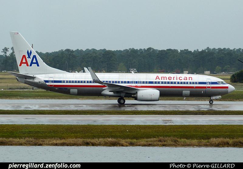 Pierre GILLARD: American Airlines & American Eagle &emdash; 2016-510518