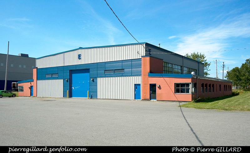 Pierre GILLARD: Canada : CYHU - Saint-Hubert, QC &emdash; 2011-29763