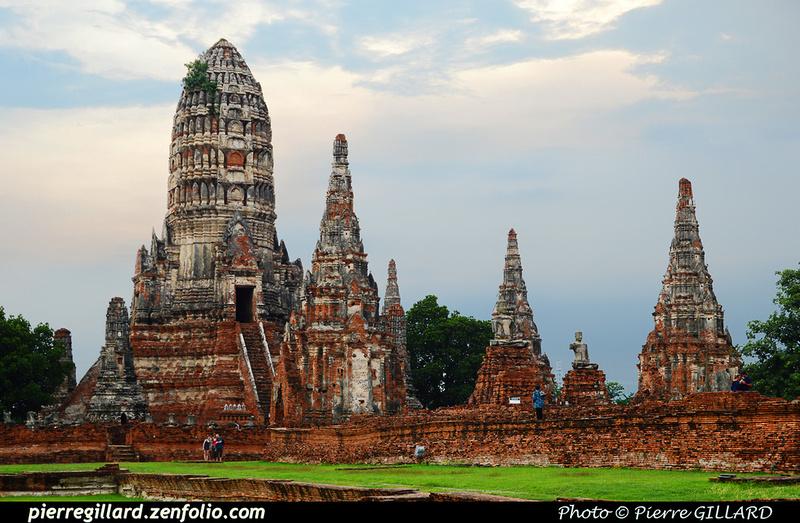 Pierre GILLARD: Ayutthaya &emdash; 2016-515210