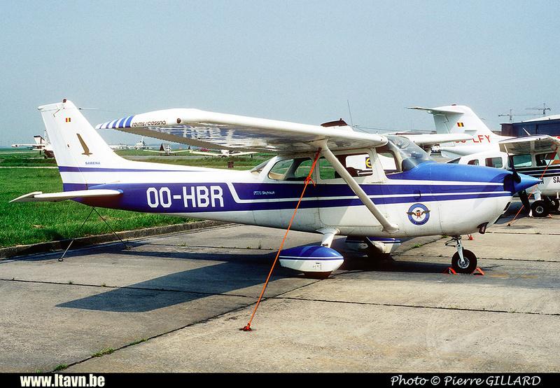 Pierre GILLARD: Aéroclub - Vliegclub &emdash; HBR-020275