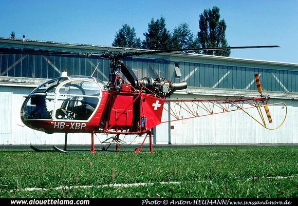 Pierre GILLARD: Switzerland - Air Grischa &emdash; 002074