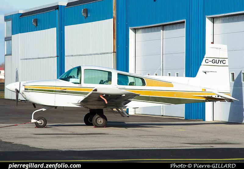 Pierre GILLARD: Private Aircraft - Avions privés : Canada &emdash; 2015-415135