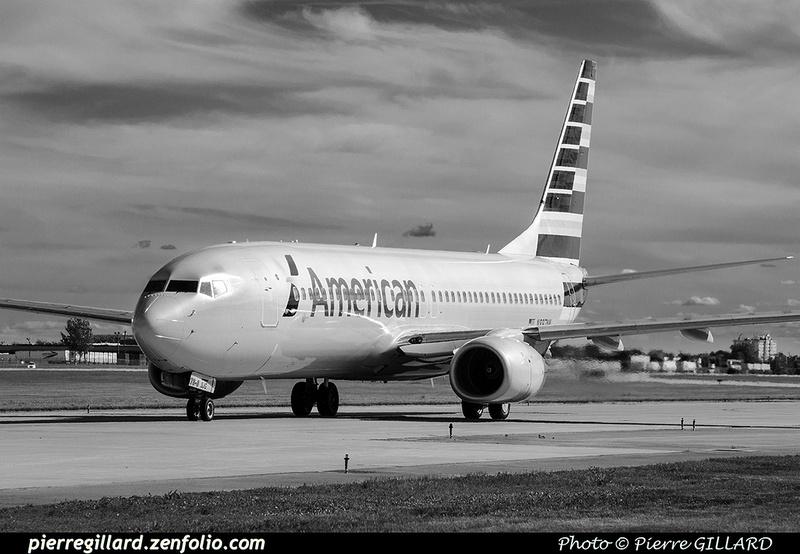 Pierre GILLARD: American Airlines & American Eagle &emdash; 2016-700949