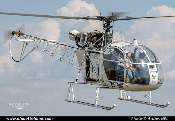 Pierre GILLARD: South Africa - Private Helicopters &emdash; 030195