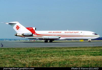 Pierre GILLARD: Air Algérie &emdash; 005538