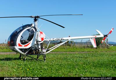 Pierre GILLARD: Canada - Foxair Heliservice-Hélicopro &emdash; 2015-605668