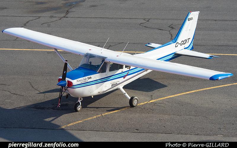 Pierre GILLARD: Cessna 172 C-GQIT &emdash; 2015-415038
