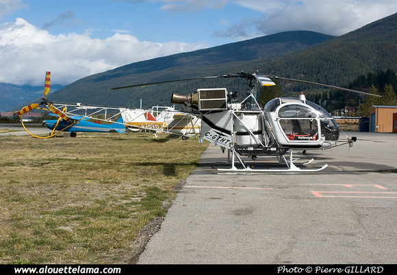 Pierre GILLARD: Canada - Thunderbird Helilog &emdash; 002214