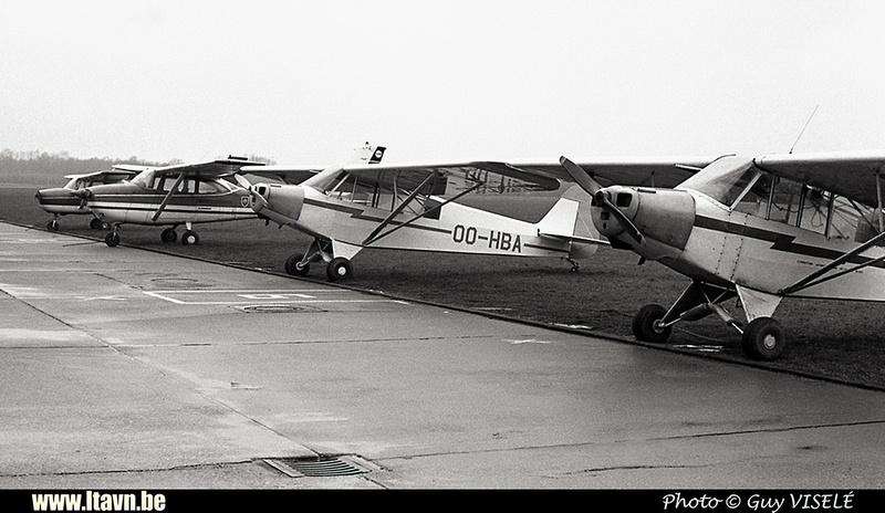 Pierre GILLARD: Aéroclub - Vliegclub &emdash; HBA-030149