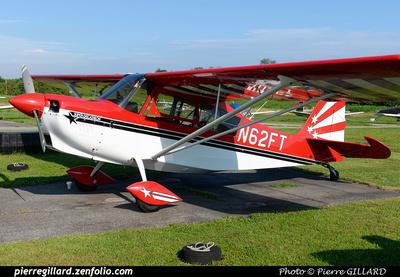 Pierre GILLARD: Private Aircraft - Avions privés : U.S.A. &emdash; 2015-603750