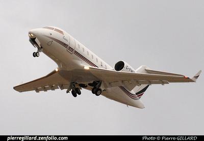 Pierre GILLARD: Canada - Bombardier Montréal &emdash; 2015-414951