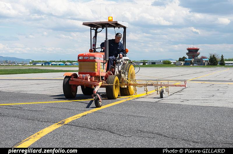 Pierre GILLARD: Canada : CYHU - Saint-Hubert, QC &emdash; 2016-607743
