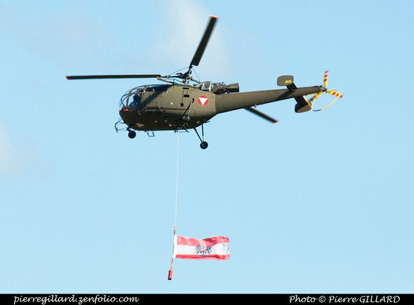 Pierre GILLARD: Austria - Air Force - Österreichische Luftstreitkräfte &emdash; 2011-05737
