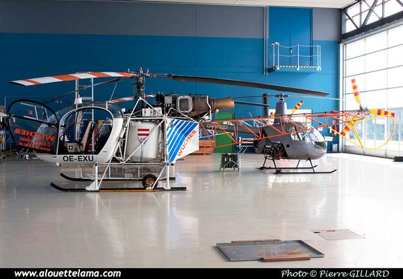 Pierre GILLARD: Austria - Wucher Helicopter &emdash; 2012-300833