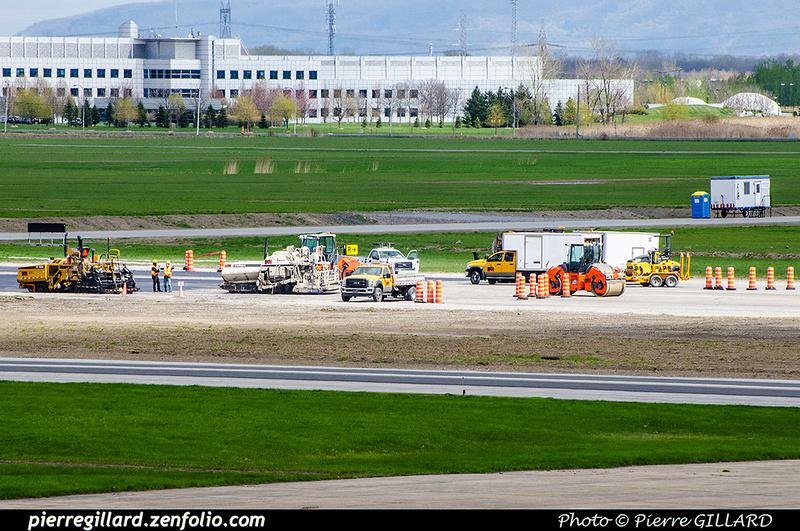 Pierre GILLARD: Canada : CYHU - Saint-Hubert, QC &emdash; 2017-702782