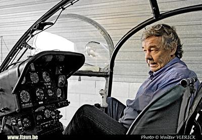 Pierre GILLARD: 2015-08-29 - Transport de l'Alouette II G95 de Diegem à Brasschaat &emdash; 2015-WVL-0041