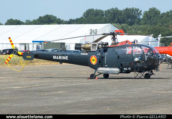 Pierre GILLARD: Alouette III &emdash; 004350