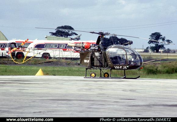 Pierre GILLARD: Australia - Helicopter Transport &emdash; 002068