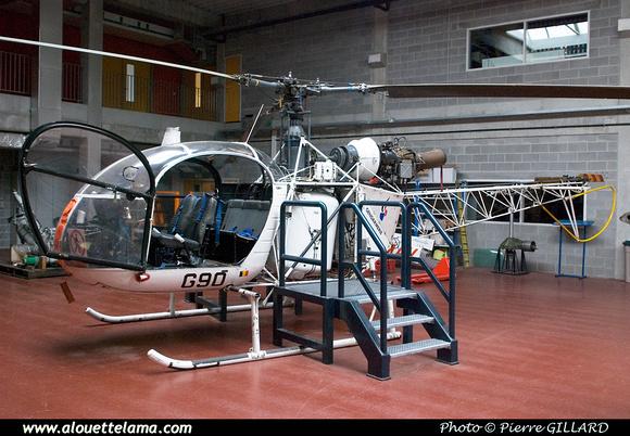 Pierre GILLARD: Belgium - VLOC - Vlaams Luchtvaartopleidingcentrum &emdash; 003756