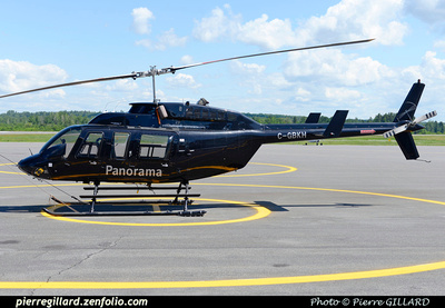 Pierre GILLARD: Canada - Hélicoptères Panorama &emdash; 2015-603450